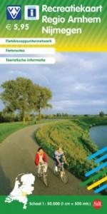 Fietskaart Arnhem-Nijmegen