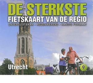 De sterkste fietskaart van Utrecht