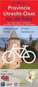 Fietskaart Utrecht Oost