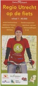 Fietskaart regio Utrecht op de fiets