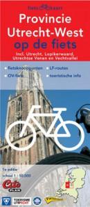 fietskaart Utrecht-West Citoplan