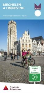 Fietskaart Mechelen en omgeving