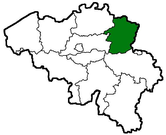 Fietsgebied Belgisch Limburg De Kempen Fietsknooppunten Eu
