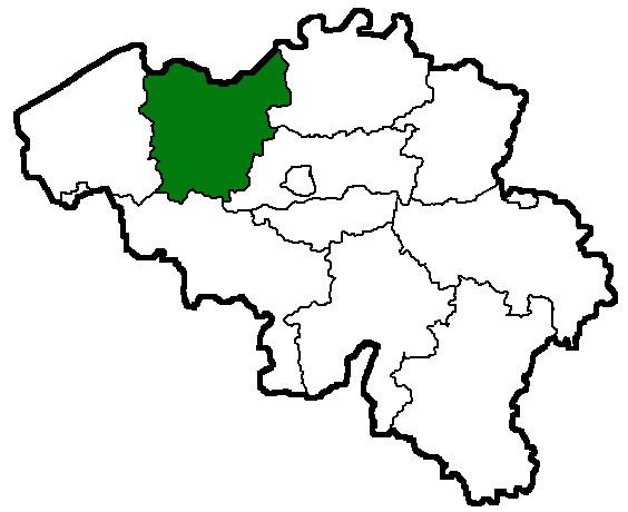 Oost Vlaanderen Steden Fietsen in Oost Vlaanderen