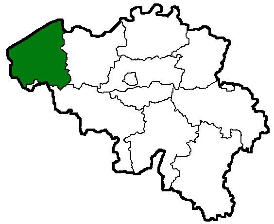 Oost Vlaanderen Steden West en Oost Vlaanderen