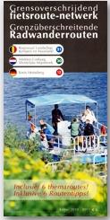 Fietskaart Grensoverschrijdend Kempen en Maasland.