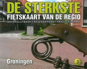 Sterkste fietskaart Groningen