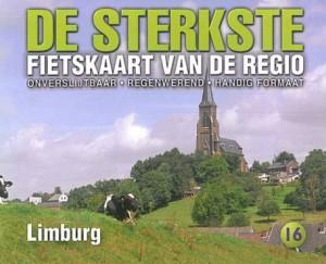 Sterkste fietskaart Limburg