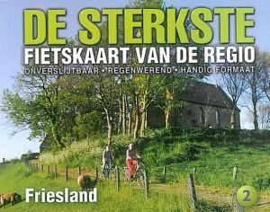 sterkste fietskaart Friesland