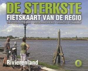 sterkste fietskaart rivierenlan