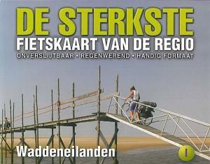 sterkste fietskaart waddeneilanden