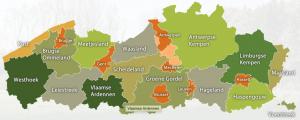 Fietsen Vlaanderen